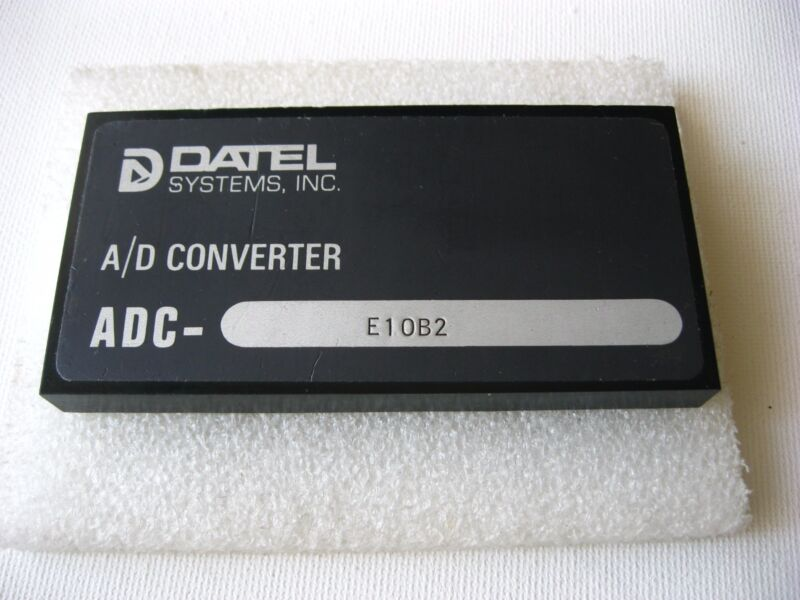 ADC-E10B2 Analog to Digital Converter by DATEL