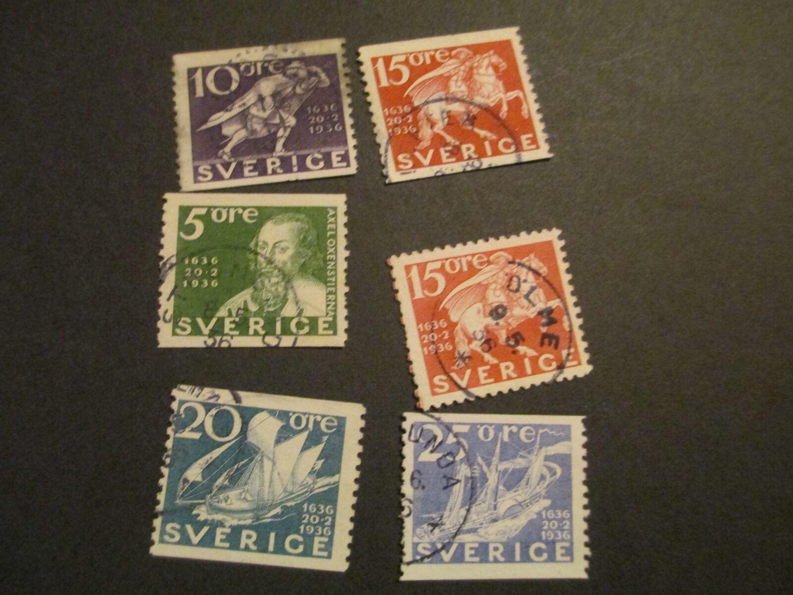 Scott# 370-72 Mint Nh Norway Scv$ 10.50