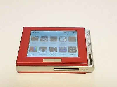 Cowon D2 (2GB)  Digital Media Player (Red) DMB