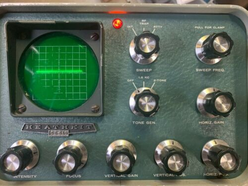 Heathkit SB-610 Monitor Scope