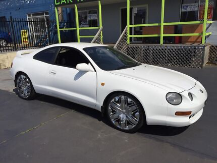 1995 Toyota Celica 1YR WARRANTY! 3MTHS REGO! IMMACULATE!!!!! Ashfield Ashfield Area Preview