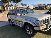 Toyota landcruiser 80series gxl Banksia Grove Wanneroo Area Preview