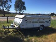 Jayco Dove caravan Wangaratta South Wangaratta Area Preview