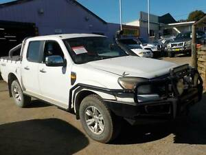 WRECKING 2010 FORD PK RANGER XLT 4X4 DUAL CAB 3.0L DIESEL MANUAL North St Marys Penrith Area Preview