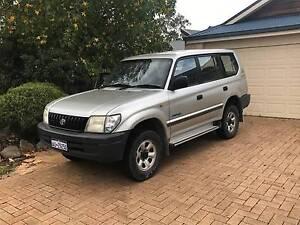 1999 Toyota LandCruiser Wagon Perth Perth City Area Preview