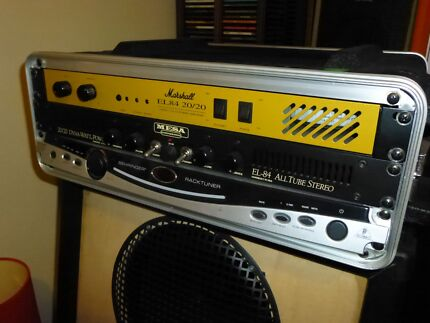 Marshall El84 20/20 power amp Earlwood Canterbury Area Preview