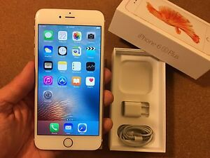 Near MINT iPhone 6s PLUS 64Gb Rose Gold - Rogers