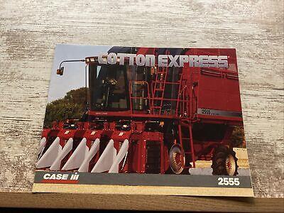 Case Ih Cotton Express 2555 Sales Brochure