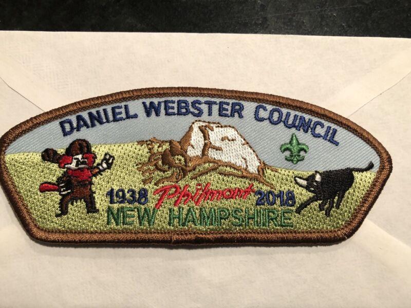 Daniel Webster Council 2018 Philmont CSP