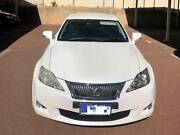 2009 Lexus IS250 Sports Perth Perth City Area Preview