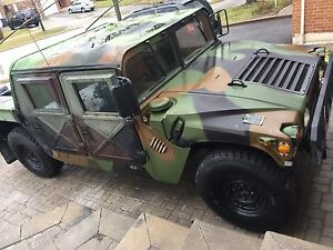 Military Hummer H1 - 10 units available !!