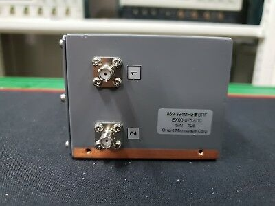 Orient Microwave - Band Reject Filter Ex00-0752-00 869-894mhz