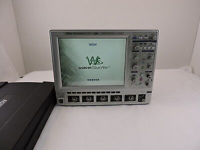 Lecroy Wavesurfer 4 Channel 600mhz 2.5gss Oscilloscope Ws64xs 90 Day Warranty