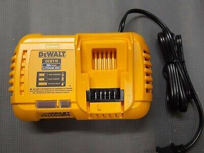 Dewalt Dcb118 20v60v Fast Charger - New Open Box