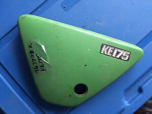 Kawasaki KE175 Oil Tank Cover