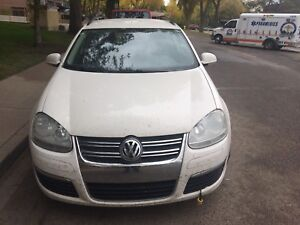 2009 Jetta tdi wagon with low km