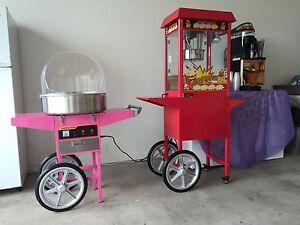Buzz Party Hire (Popcorn, Fairy Floss, Slushy etc...) Keilor East Moonee Valley Preview