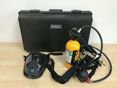 Msa 10061364 Cadet Escape Respirator 5 Min Hip Air Cylinder Valve Assembly