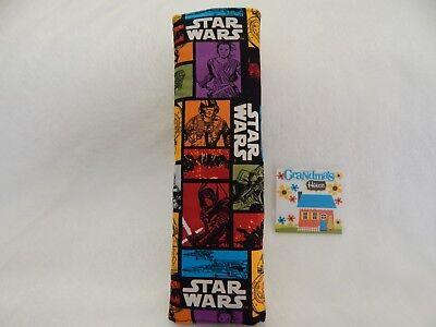 Seat Belt Cover Fits Standard Seat Belt - Star Wars The Force Awakens