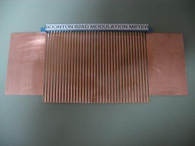 Boonton 82ad Modulation Meter Extender Board In Kit Form Riser