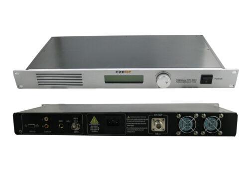 CZE-T501 0-30W PLL Professional FM transmitter 87-108Mhz GP antenna KIT