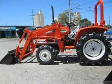 * HINOMOTO 21HP/23HP/26HP TRACTOR PACKAGE * Bentley Canning Area Preview