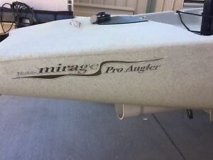 Hobie Mirage Pro Angler 14 Chisholm Tuggeranong Preview