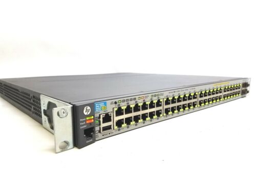 Hp J9574a  48-port Switch E8300 48g-4sfp+