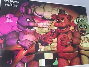 5 Nights at Freddie's posters