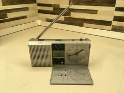 Extra rare gray, Braun Digital Radio ABR 314 DF