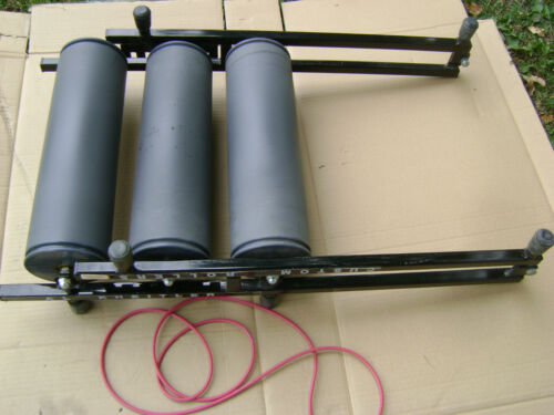 """used Kreitler 4.5"""" Polycarbonate Rollers Trainer"""