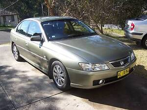 2004 Holden Berlina Sedan VY11 Cardiff Lake Macquarie Area Preview