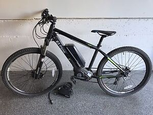 Free electric bicycle with malfunctioning motor