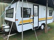 17ft Evernew insulated poptop caravan Nikenbah Fraser Coast Preview