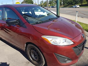 2012 Mazda Mazda5, EXTRA SET OF RIMS NO CHARGE