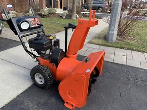 Ariens 927LE Dual Stage Electric Start Snowblower