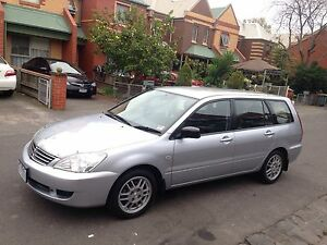 Mitsubishi Lancer (10 mnths rego) Fitzroy North Yarra Area Preview