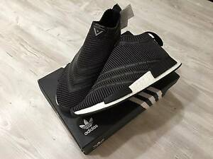 Adidas NMD R1 PK White Mountaineering City Sock 9.5US New In Box Balcatta Stirling Area Preview
