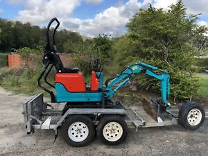 Micro Excavator Hire from $175 p/d located Gold Coast