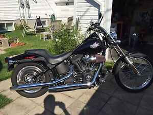 Harley Davidson night train fxstb 2004