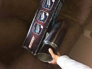 6000 BC performance exhaust can
