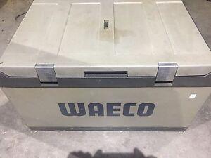 Waeco CF80 Fridge Freezer With Black Widow Fridge Slide. Tatura Outer Shepparton Preview
