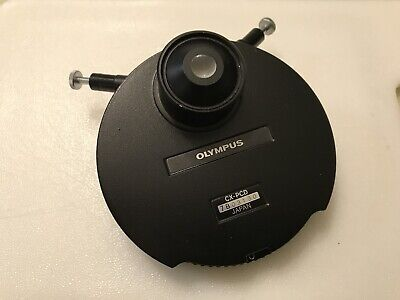 Olympus Cx-pcd Phase Brightfield 1.25na Microscope Condenser Infinity
