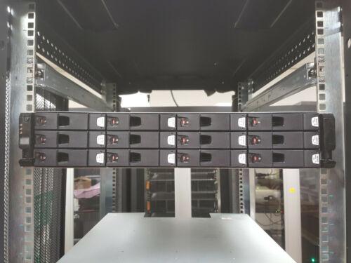 XYRATEX HB-1235 Enclosure w/ 1x 6Gb RAID Controller, 2x PSUs, 36TB SAS HDD