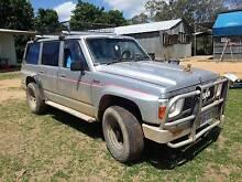 1990 Nissan Patrol Wagon Atherton Tablelands Preview