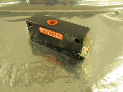 Kepner 2710p3 Hydraulic Flow Control Valve Nnb