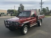 Toyota Landcruiser HDJ79 Ingleburn Campbelltown Area Preview