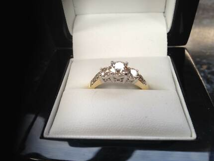 1.45 ct Diamond dress/engagement ring  $4500 Coolgardie Coolgardie Area Preview