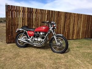 1978 Honda CB750 Four Cotswold Hills Toowoomba City Preview