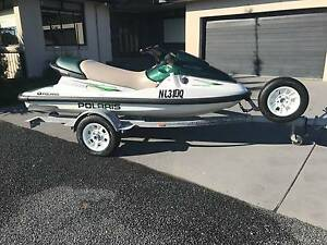 2002 Polaris Genesis 1200 4 Seater And Trailer All Registered Bonville Coffs Harbour City Preview